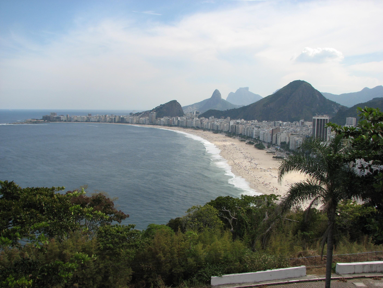 Spiaggia di Copacabana Brasile
