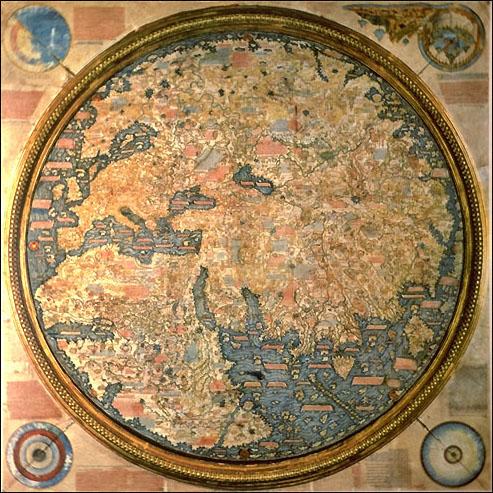 Fra Mauro térképe