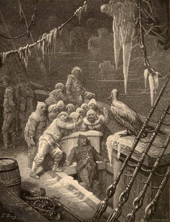 Description <b>Rime</b> <b>of the Ancient</b> <b>Mariner</b>-Albatross-Dore.jpg