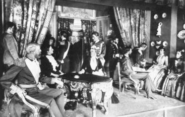 Kungliga familjen på Svenska Panoptikon