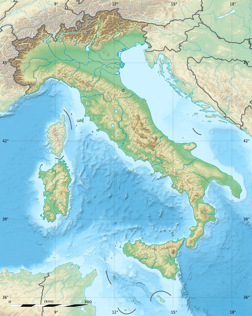 File Italy Relief Location Map Blank