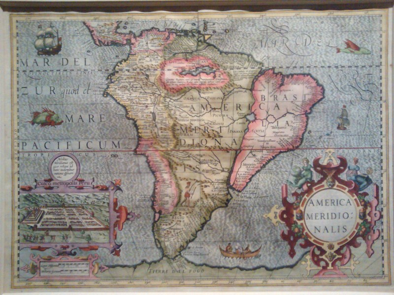 File Map of South America with Inset View of Cuzco jpg   Wikimedia     File Map of South America with Inset View of Cuzco jpg
