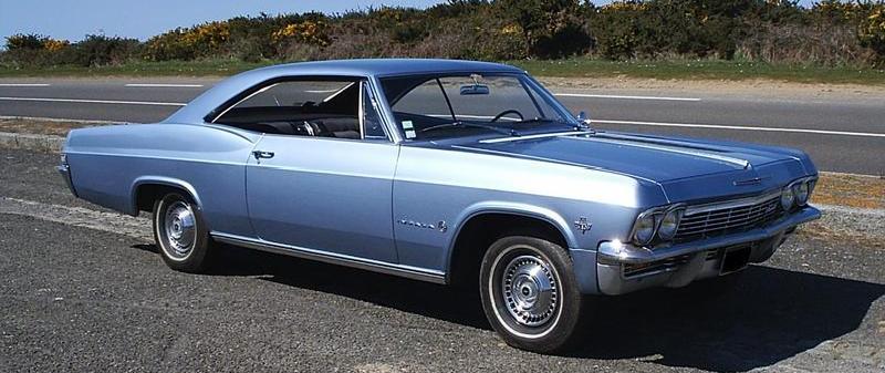 1960s Chevrolet Impala