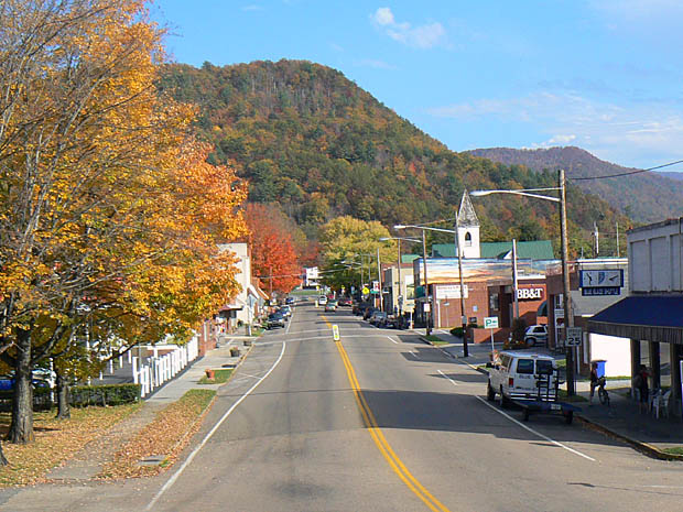 Map Wv Cities And Towns