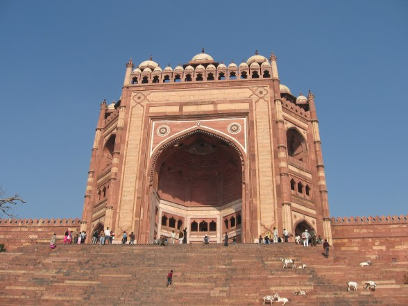 "Image result for fatehpur sikri ""Best Famous Places To Visit In Agra"""