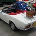 1979 Fiat 124 Sport Spider Italy Weili Automotive Network