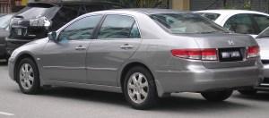 File:Honda Accord (seventh generation) (rear), Serdangjpg