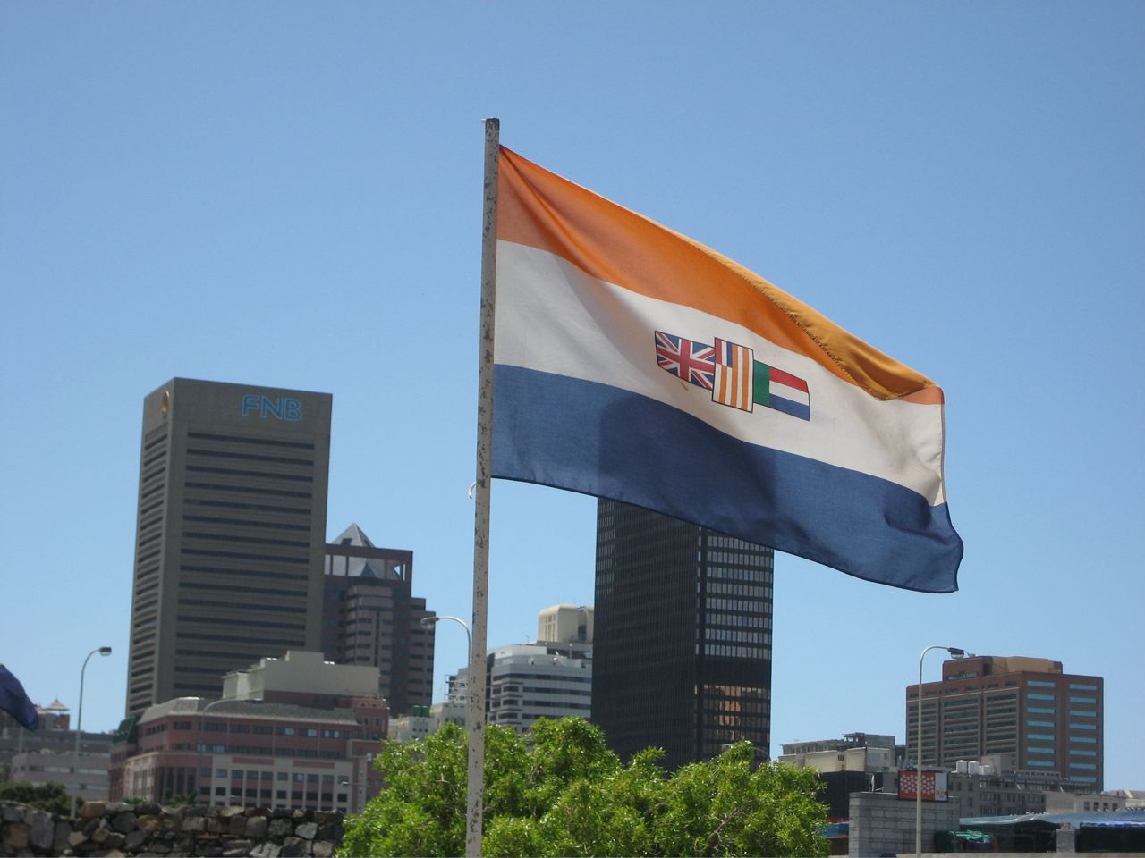 File Old Flag Of South Africa