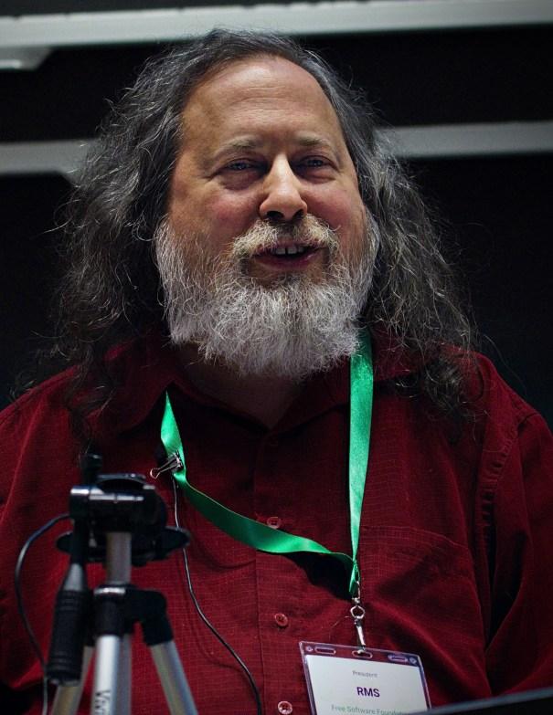Image result for Scientist Richard Stallman