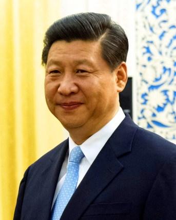 Photo of Xi Jinping
