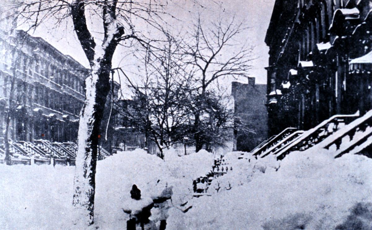 Storm York 1978 New Ice