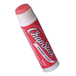 English: ChapStick. Released under GFDL.