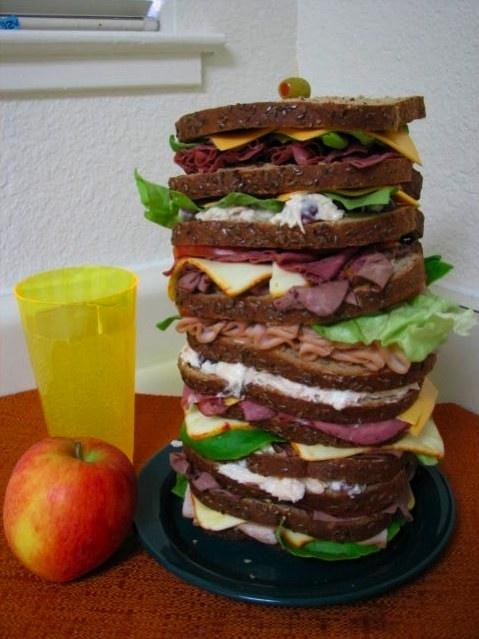 Dagwood Sandwich Wiktionary