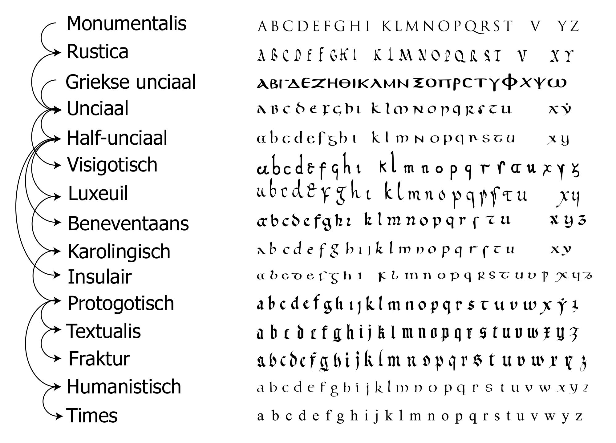 File Evolution Of Minuscule Nl