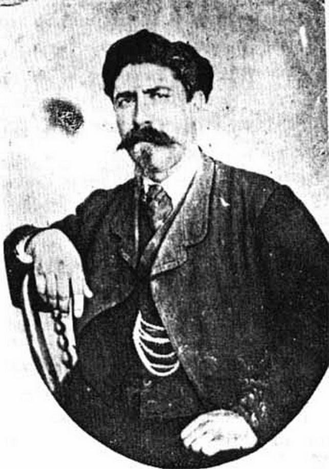 Italiano: Dr. Cav. Salvatore Ciotta, 1837-1896...