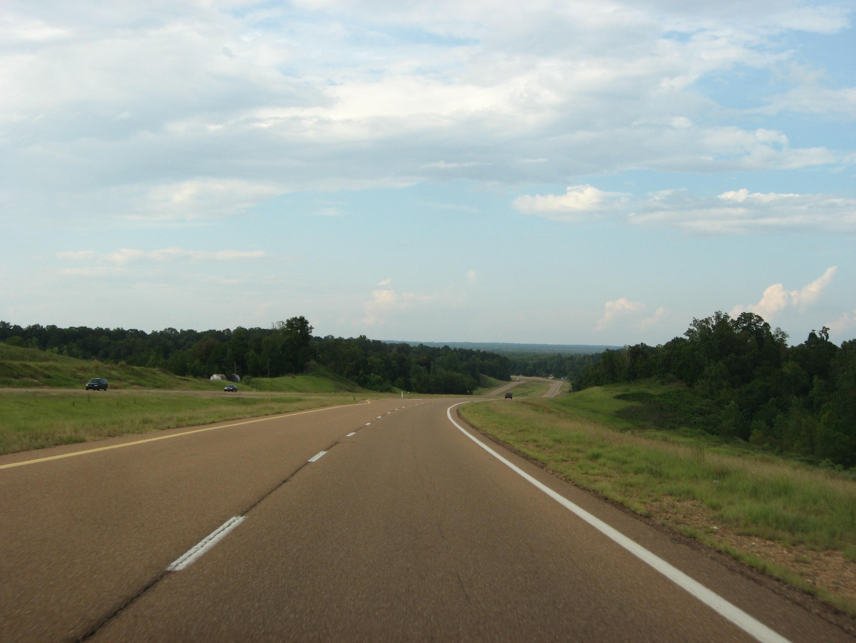 Bridge where I crosses the Mississippi