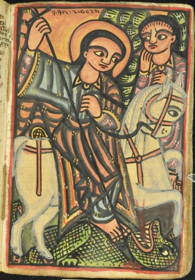 Ethiopian Alwan Codex