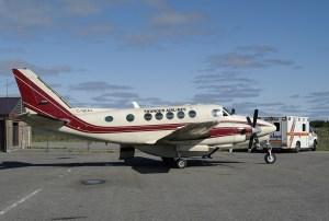 File:Beech A100 King Air, Thunder Airlines AN0895712jpg