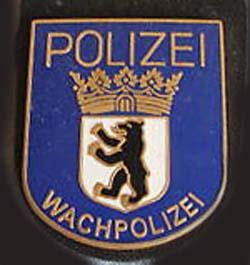 Deutsch: Polizei Berlin