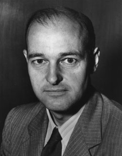 George F. Kennan published his doctrine of con...