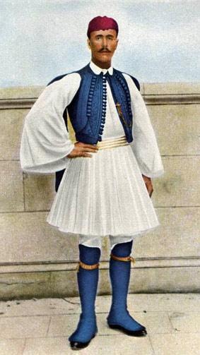 Spiridon Louis, 1896 Olympic marathon champion