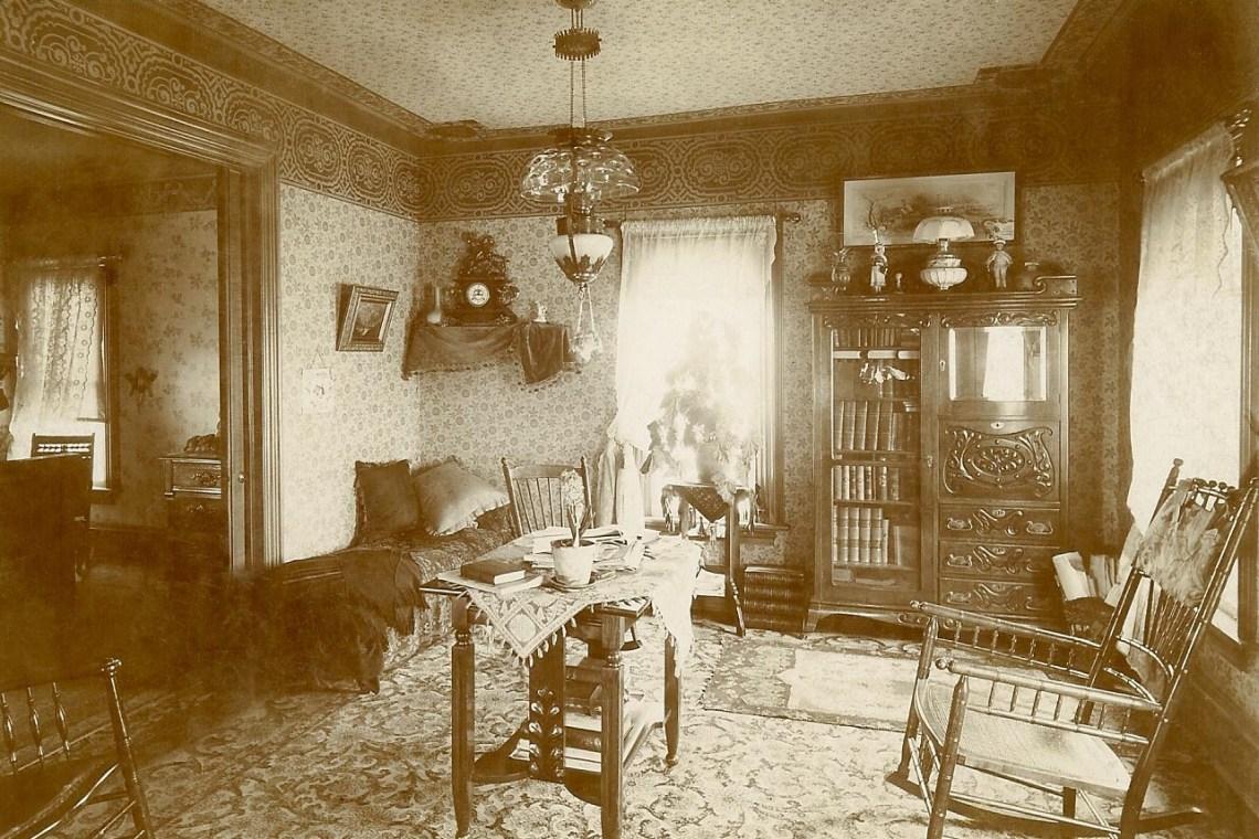 Farmhouse Colors Interior