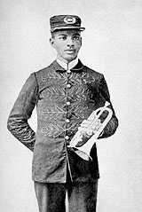 English: W. C. Handy, age 19. Photo courtesy o...