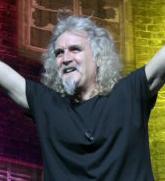 Billy Connolly. Taken by Jemma Lambert on Apri...