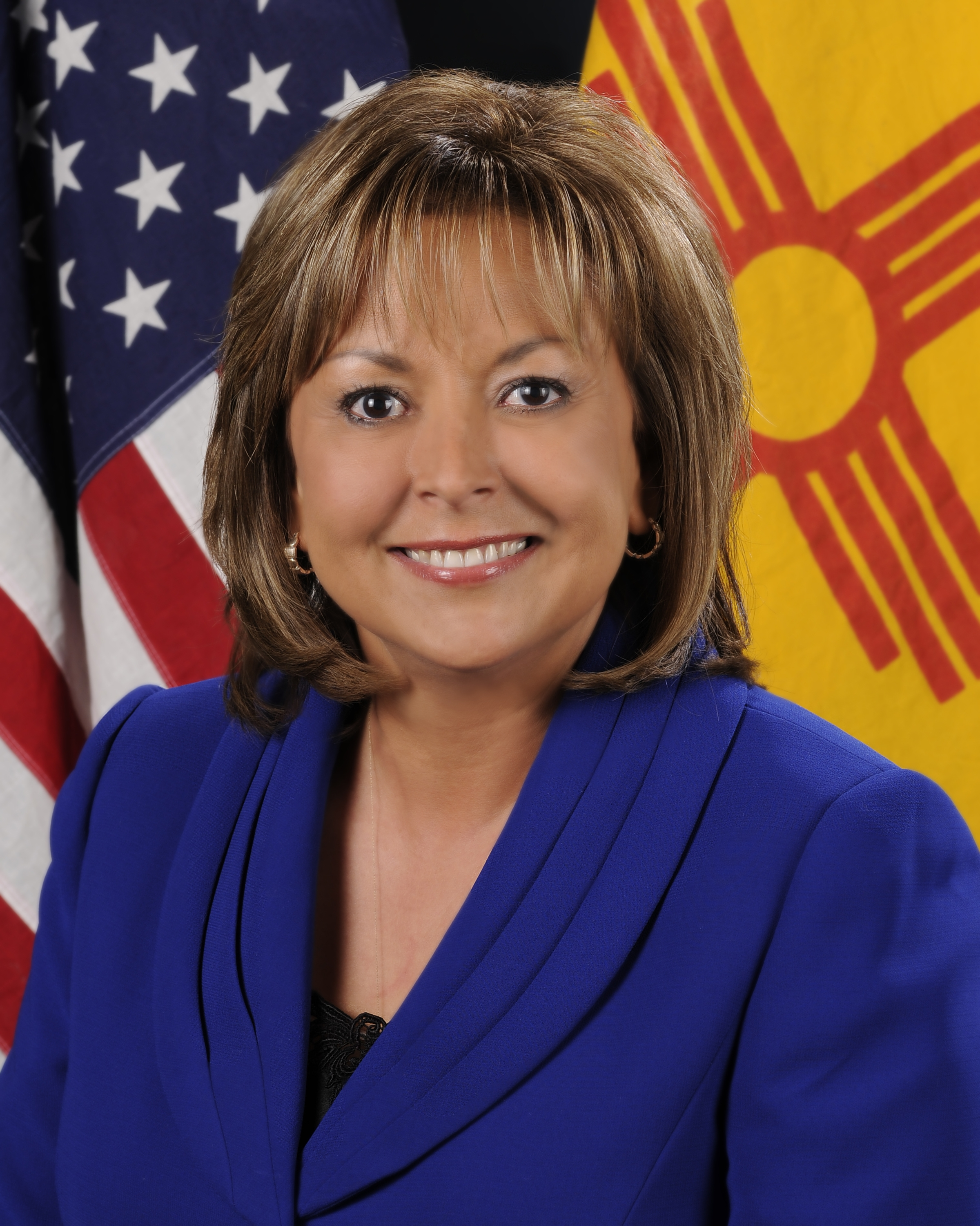 English: New Mexico State Governor Susana Martinez