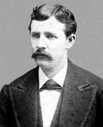 Wyatt Earp, 1873–75 circa