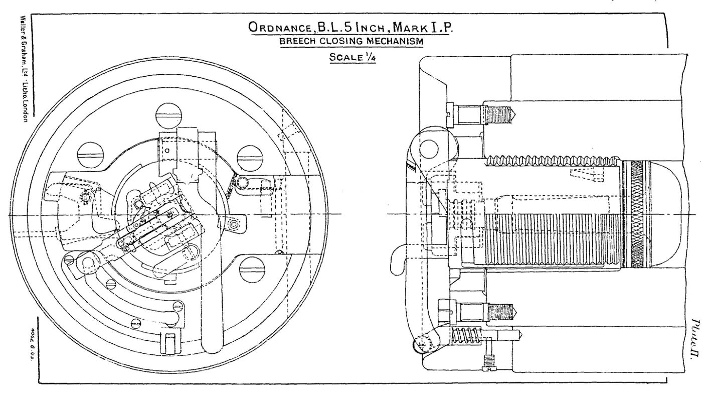 File Bl 5 Inch Mark Ip Gun Breech Mechanism Diagram