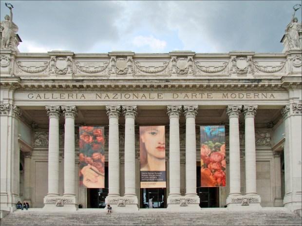 I 10 musei italiani da visitare: la Galleria d'Arte Moderna e Contemporanea a Roma