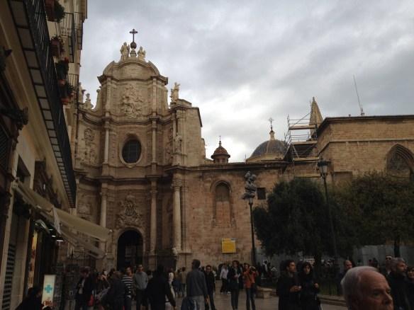 Resultado de imagen de catedral de santa maria valencia