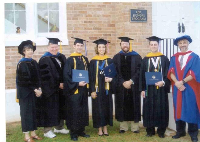English: Graduation