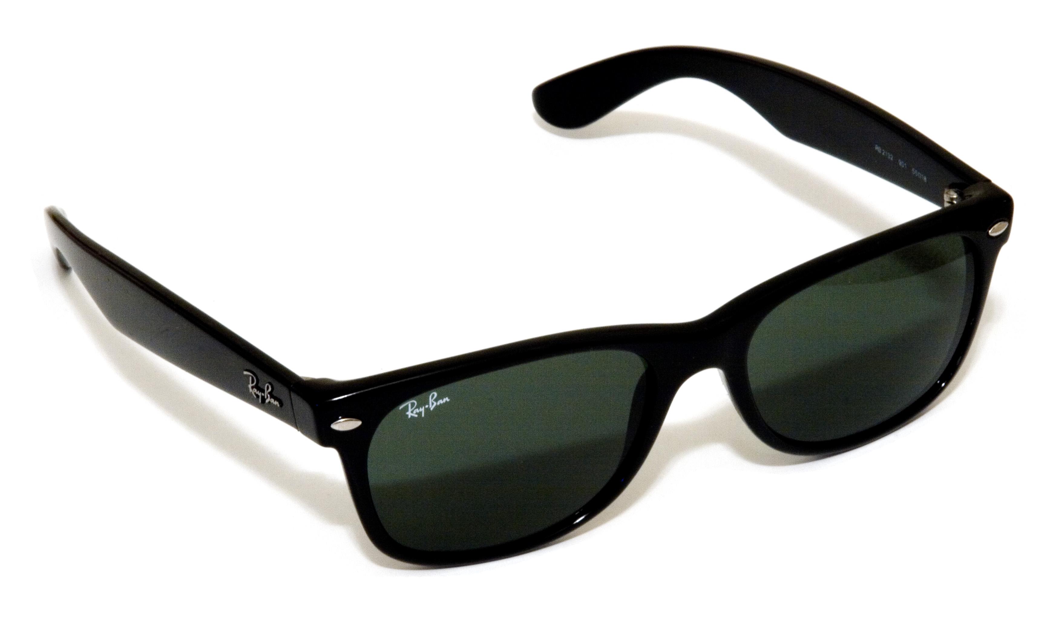 kacamata hitam fashion pria rayban