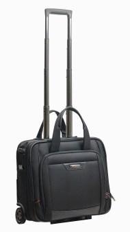 luggage fixed wheels