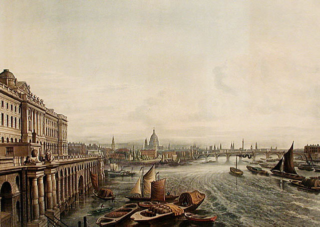 Somerset House 1817