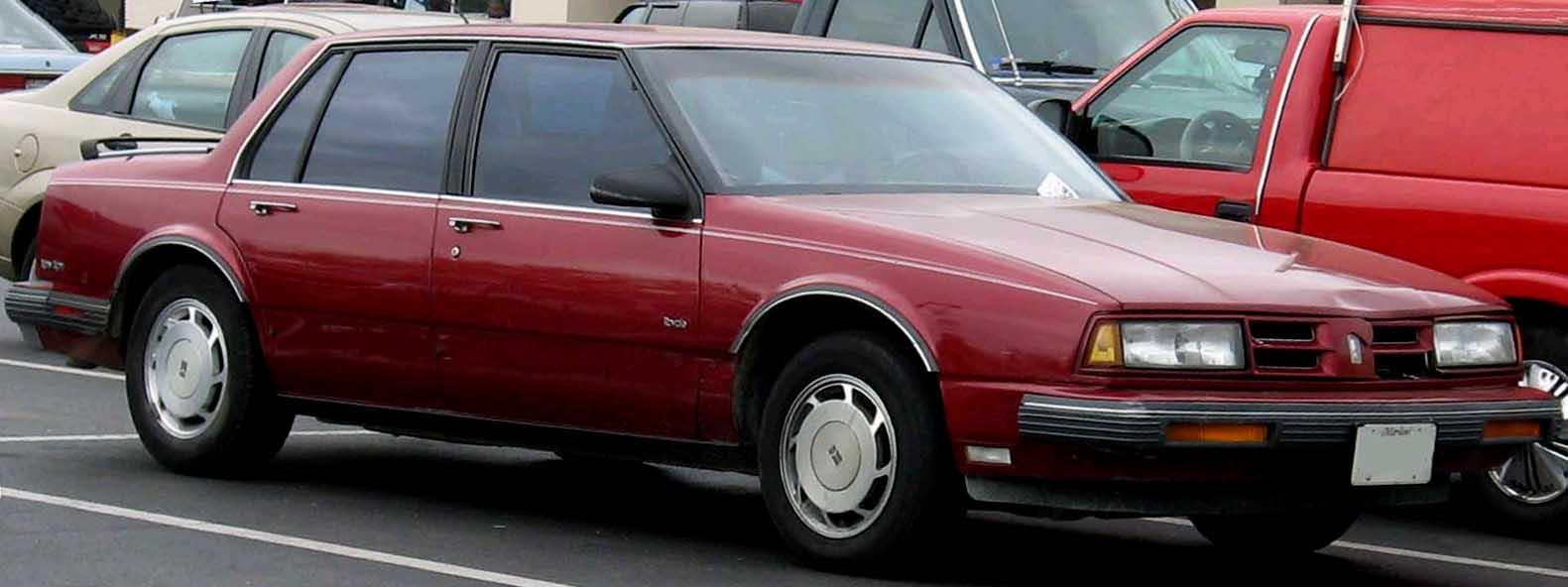 1991 Oldsmobile Delta 88 Royale 1992 Parts