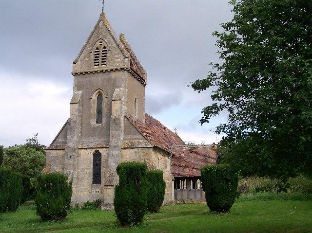 Bricklehampton Church