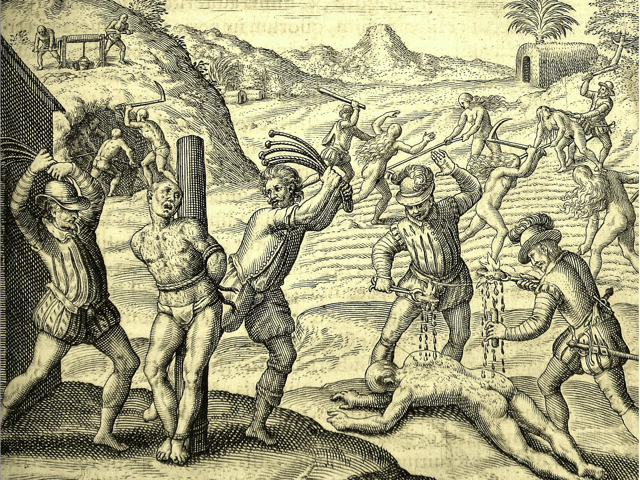 Bartelomeo De Las Casas Father To The Indians