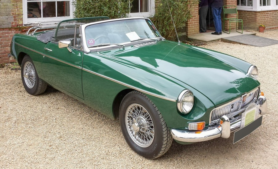1964 austin cars » MG MGB   Wikipedia MG MGB open roadster 1969 jpg