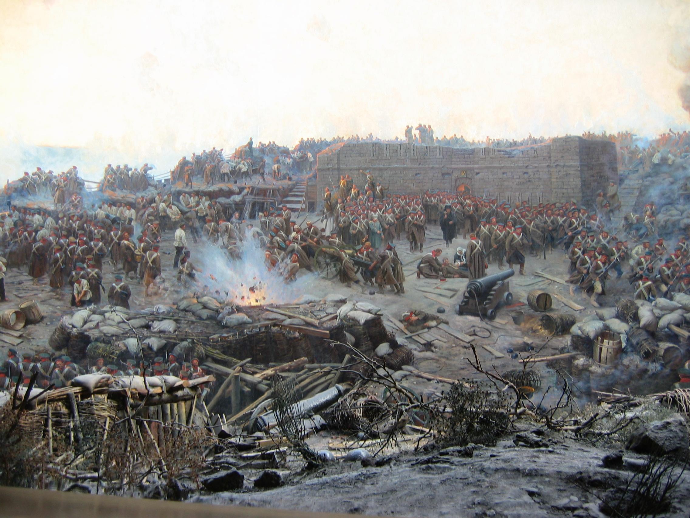 Asedio de Sebastopol