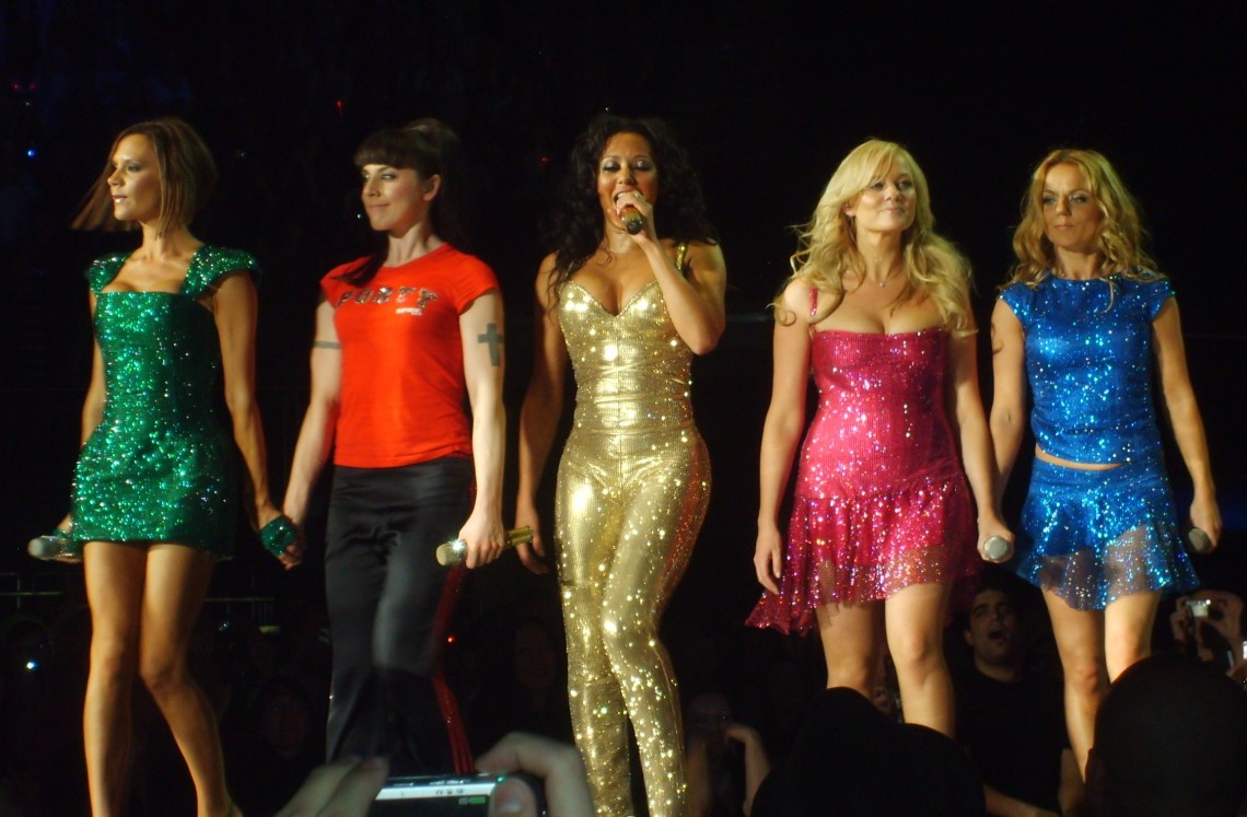 Spice Girls %286 janv%29 56 Disco Fashion