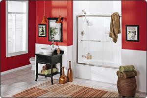 Bathroom Refacing