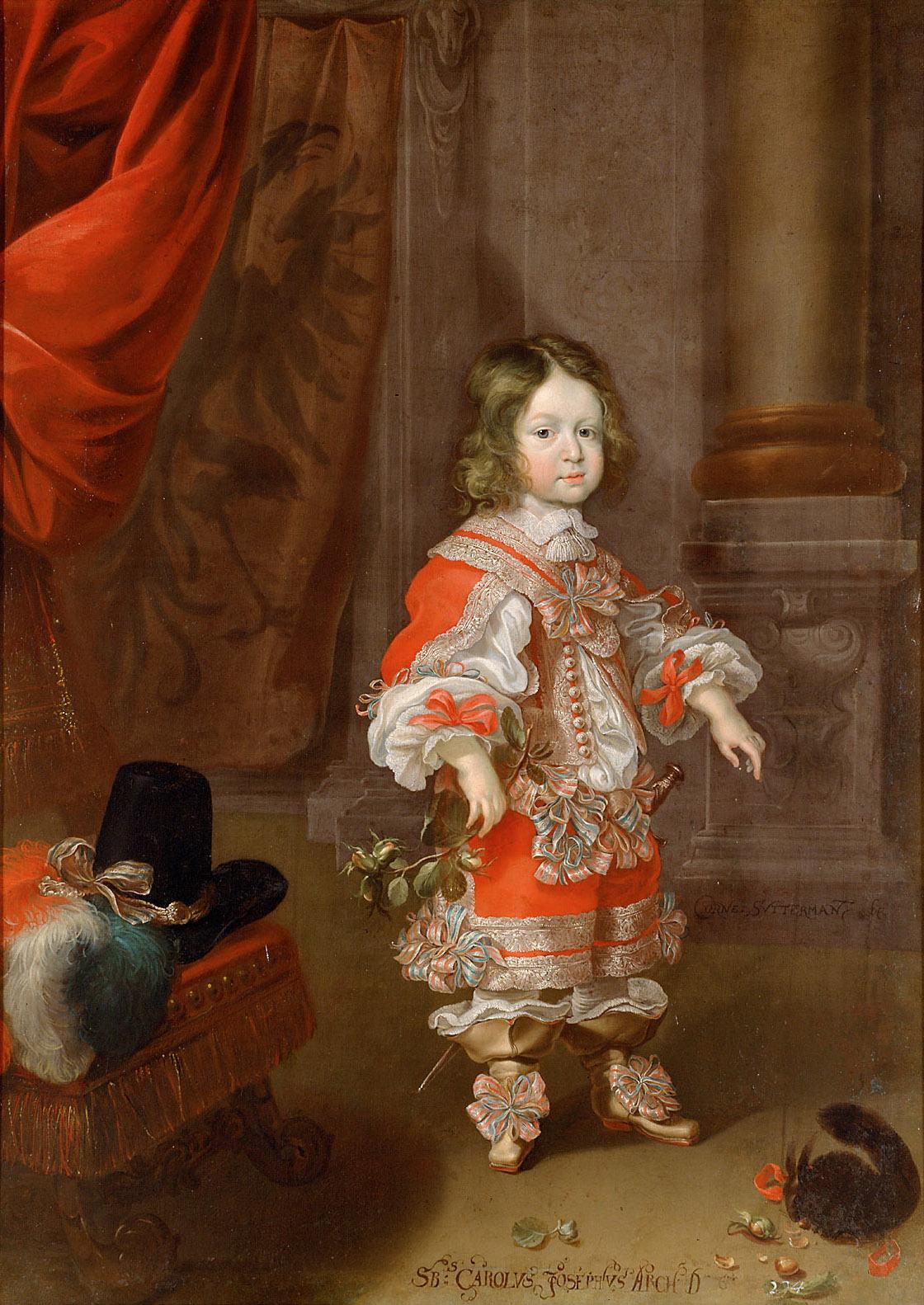 Archduke Charles Joseph Of Austria Wikipedia