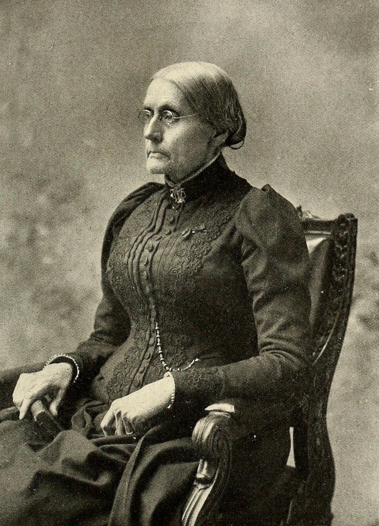 File Picture Of Susan B Anthony