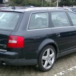 File Audi A6 Kombi Rear 20071102 Jpg Wikimedia Commons