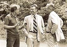 English: President Carter, Zbigniew Brzezinski...