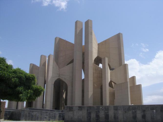 Maqbaratoshoara - Tabriz, Iran