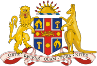 Coat of Arms of the State of New South Wales, ...